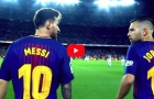 Lionel Messi và Jordi Alba ăn ý như thế nào?