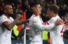Màn trình diễn của James Rodriguez vs Bayer Leverkusen