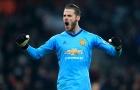 NÓNG: De Gea sắp trở thành ông hoàng tại Man Utd