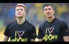 Reus & Lewandowski - Đôi bạn tri kỷ