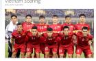 Thăng tiến thần tốc, Việt Nam được FIFA khen ngợi
