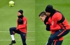 Vắng Neymar, Mbappe khuấy động sân tập PSG