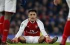 Vụ Alexis Sanchez: Man Utd ra giá khủng, Man City bỏ cuộc?