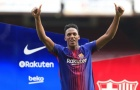 Cận cảnh màn ra mắt Barcelona của Yerry Mina