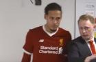 Hậu trường đằng sau trận đấu đầu tiên của Van Dijk tại Liverpool