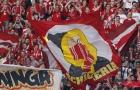 Phát hiện ma túy dưới khán đài Bayern Munich