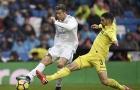 Ronaldo sút 11 lần thất vọng, Real thua đau trước Villarreal tại Bernabeu