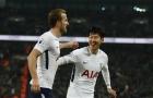 Song sát Son - Kane rực sáng ở Wembley