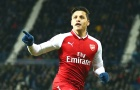 Tới M.U, Sanchez hưởng lương cao kỷ lục
