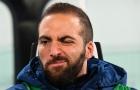 'Trốn' Juventus, Higuain lấn sân bóng đá phủi