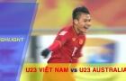 U23 Việt Nam 1-0 U23 Australia (VCK U23 châu Á 2018)