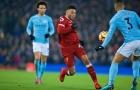 Chấm điểm Man City trận Liverpool: Công cùn, thủ kém!