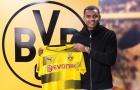 CHÍNH THỨC: Dortmund chiêu mộ van Dijk 2.0 với giá kỷ lục