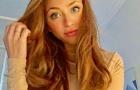 Laia Grassi - thiên thần tóc vàng bồ cũ Alexis Sanchez