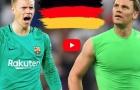 Manuel Neuer vs Ter Stegen: Ai xuất sắc hơn trong mùa 2017/18?