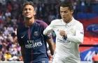 Real chơi lớn: Neymar = Ronaldo + 'núi tiền'
