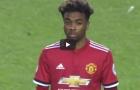 Màn ra mắt đội U23 Man Utd của Angel Gomes