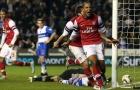 Trận cầu điên rồ: Reading 5-7 Arsenal