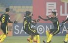 U23 Malaysia làm nên lịch sử cho bóng đá Đông Nam Á