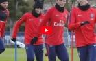 PSG chuẩn bị ra sao trước trận gặp Lyon