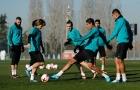 Ronaldo, Benzema chỉnh thước ngắm, quyết lấy lại phong độ