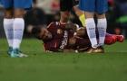Paulinho dính chấn thương, Barcelona lo sốt vó