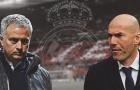 Mourinho 'đâm sau lưng' Zidane, tiến cử HLV mới cho Real Madrid?