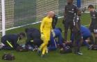 Bất tỉnh sau va chạm, sao trẻ Chelsea vắng mặt trận đại chiến với Arsenal