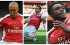 Điểm danh những danh thủ từng khoác áo Arsenal và Man United