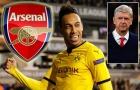 Arsenal CHÍNH THỨC ra giá, sắp chốt thương vụ Aubameyang