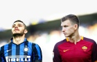 Icardi - Dzeko: Hai kẻ đối lập chung lối đi