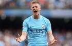 Man City dùng lương khủng trói chân De Bruyne thêm 6 năm