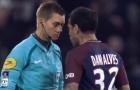 Bị truất quyền thi đấu, Alves nổi cáu với cả trọng tài