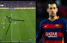 Cách Sergio Busquets trở thành tiền vệ hoàn hảo nhất