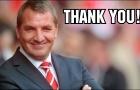 Đỉnh cao của Brendan Rodgers tại Liverpool