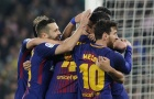 Highlights: Real Betis 0-5 Barcelona (Vòng 20 La Liga)
