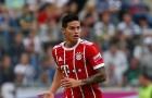 James Rodriguez thể hiện ra sao vs Bremen?