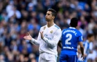Màn trình diễn của Cristiano Ronaldo vs Deportivo