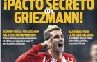 Thực hư việc Barca đạt thỏa thuận chiêu mộ Griezmann