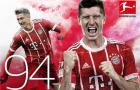 Từ 1 đến 20000, những cột mốc tuyệt vời sau vòng 19 Bundesliga