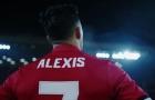 Alexis Sanchez rạng rỡ trở thành số 7 mới ở Man Utd