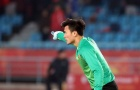Thủ thành Bùi Tiến Dũng khiến U23 Qatar nản lòng