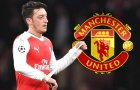 Điểm tin tối 25/01: Ozil theo Sanchez tới M.U; Arsenal chốt vụ Aubameyang