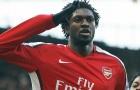 Còn ai nhớ Emmanuel Adebayor?