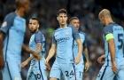 Nicolás Otamendi & John Stones - Bộ đôi 'đá tảng' của Man City