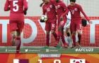 U23 Qatar 1-0 U23 Hàn Quốc (Tranh hạng ba U23 châu Á 2018)