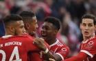 Highlights: Bayern Munich 5-2 Hoffenheim (Vòng 20 giải VĐQG Đức)