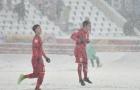 Siêu phẩm đá phạt gỡ hòa của Quang Hải (U23 Việt Nam 1-1 U23 Uzbekistan)