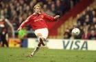 Tất tần tật 85 bàn thắng của Beckham cho Man Utd