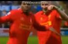 'Điệu nhảy' Daniel Sturridge lần đầu tiên ra mắt tại Liverpool